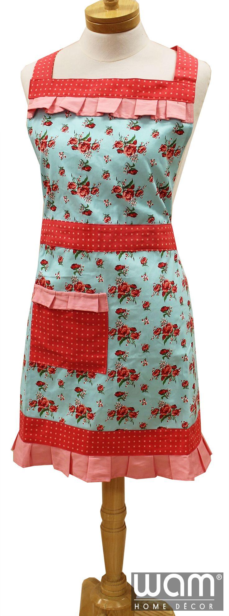 Floriade Apron http://wamhomedecor.com.au/index.php/floriade-apron.html
