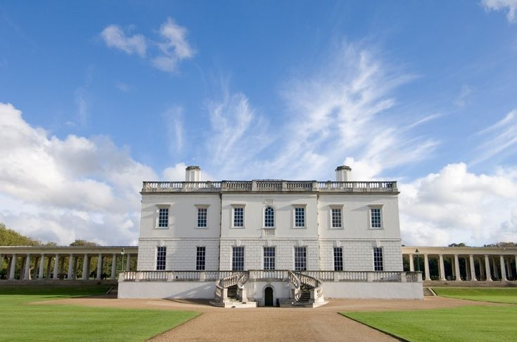 In Pictures: Queen's House In Greenwich Prepares To Reopen - October opening.
