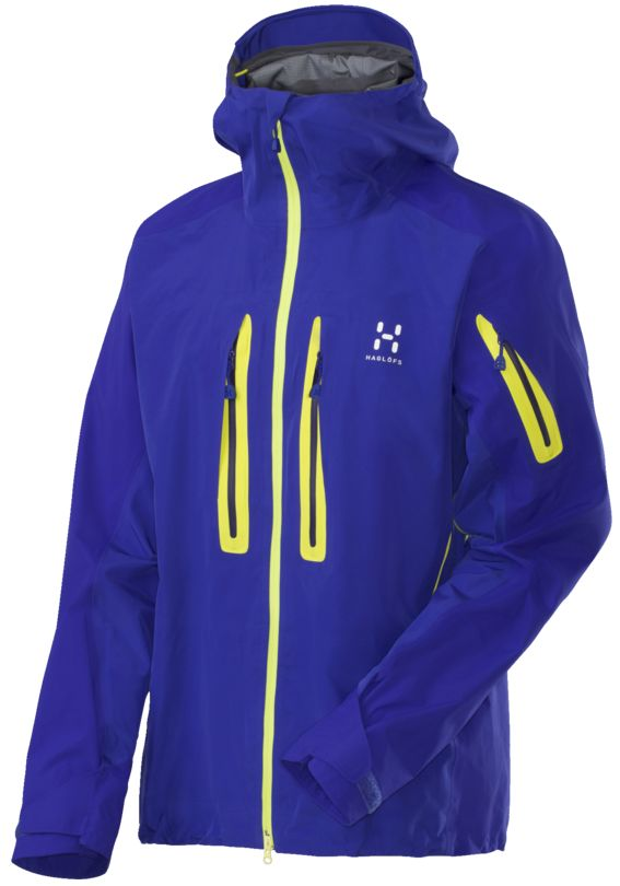 NEW for SS14, here's a sneaky peek at the Haglofs Men's Roc High Jacket! http://www.outdoorkit.co.uk/product.php?product_id=17253