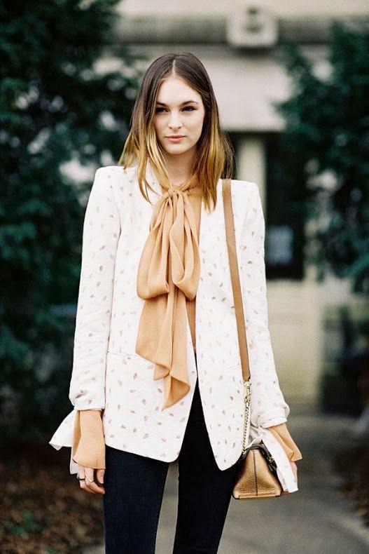 Inspo F/W 2015 | lazada blusa | foto: vanessa jackman | Elle