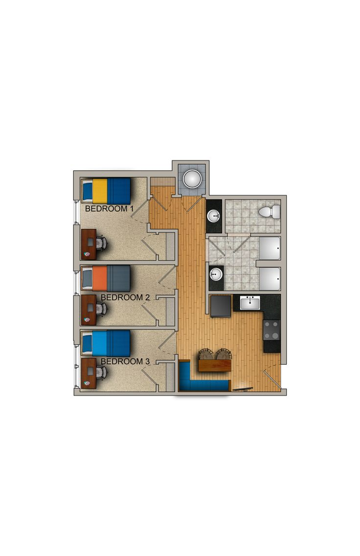 9 best images about floor plans on pinterest studio for 4 bedroom luxury apartment floor plans