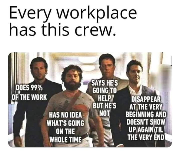 The Workplace Crew Work Quotes Funny Work Jokes Work Humor