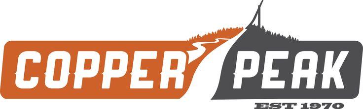 Copper Peak - Ski flying and ski jumping in Ironwood, Michigan, USA