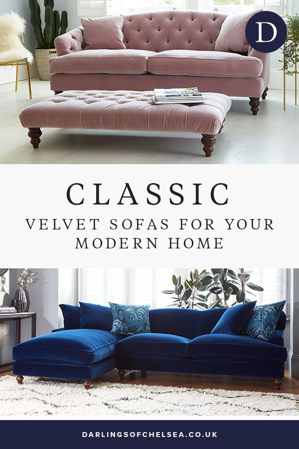 Top 5 Velvet Sofas In 2020 Velvet Sofa Sofa Design Sofa