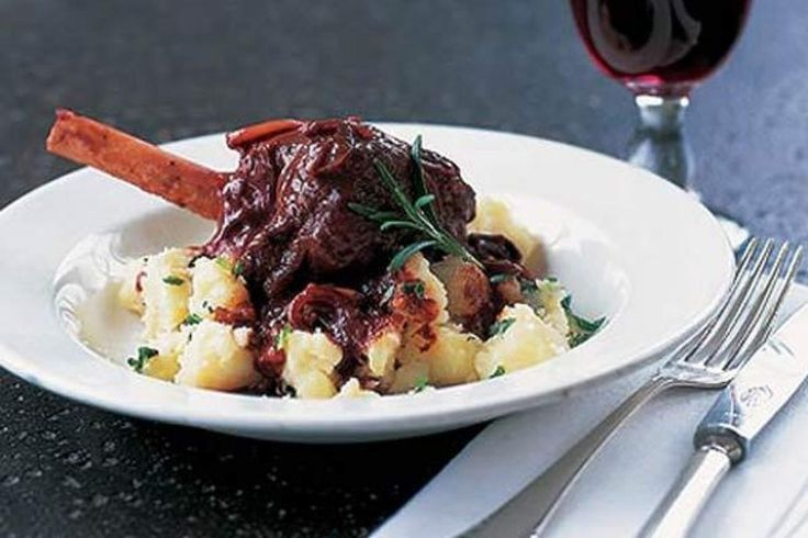 This perfect lamb shanks recipe is divine any time of the year but especially for NZ Roast Day this Sunday.