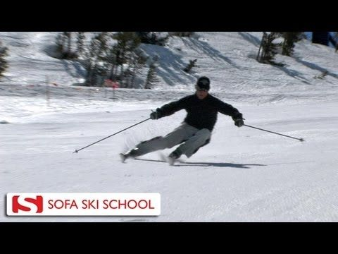 ▶ Carving - Ski Lesson - YouTube