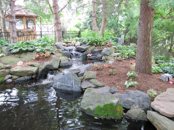 14 best pole barn houses images on pinterest for Farm pond maintenance