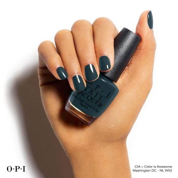 Nail Color Trend: OPI Fall/winter Collection 2016/2017