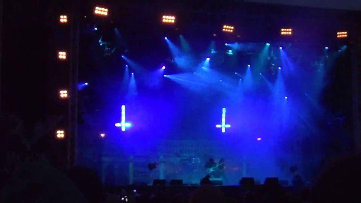 King Diamond, Sweden Rock Festival 2012