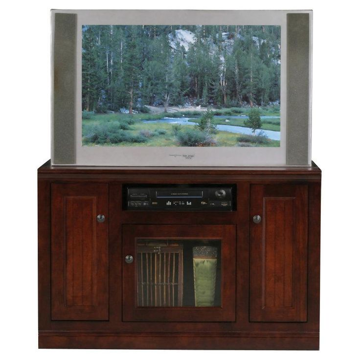 Great Eagle Furniture Coastal 45 In. Tall TV Stand   72847PL