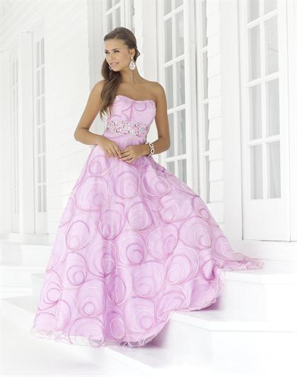 Blush 5137 at Prom Dress Shop