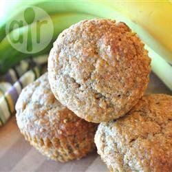 Banana Crumb Muffins @ allrecipes.co.uk