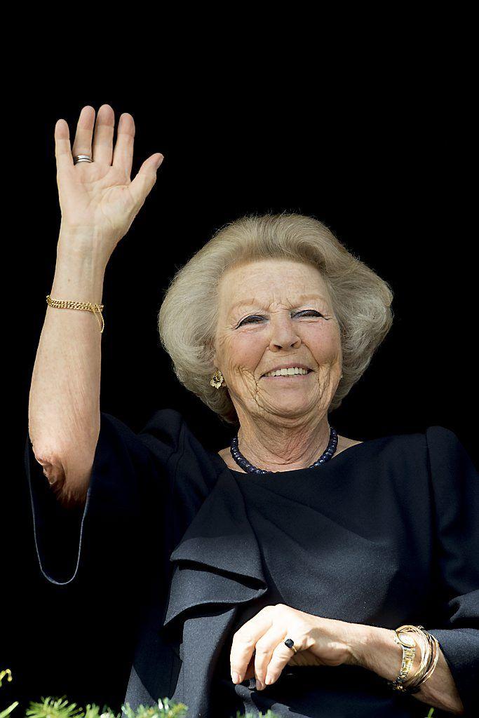 ROTTERDAM (ANP). Prinses Beatrix was vrijdagmiddag aanwezig bij het Concours Hippique International Officiel (CHIO) in het Kralingse bos in Rotterdam. Het...