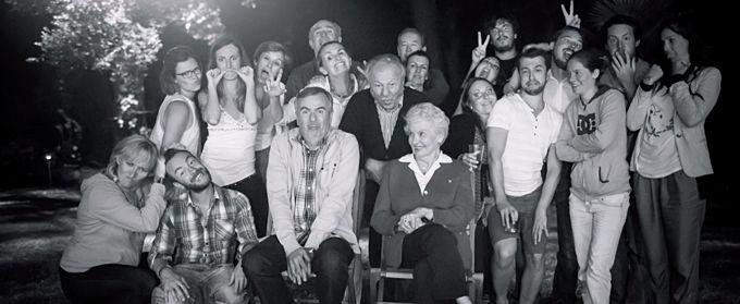 Tachtigduizend foto's van vrienden, familie en belevenissen over drie jaar