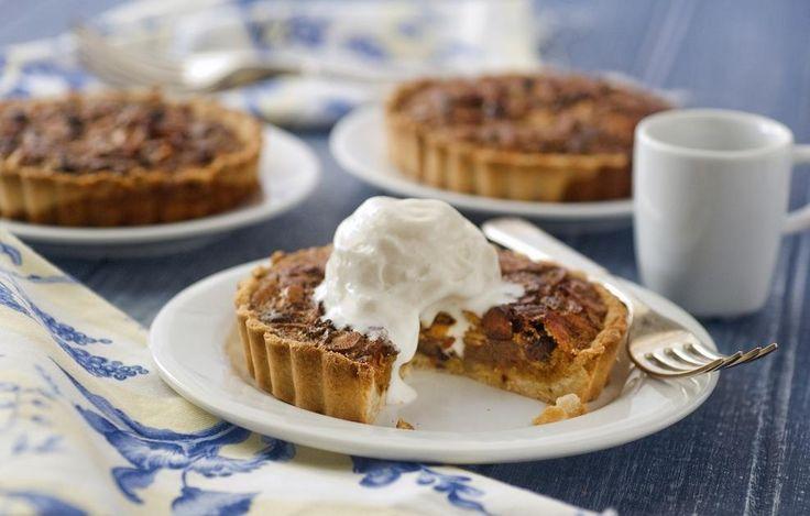 #GlutenFree Tuesday: Almond crust lifts Nutty Tarts