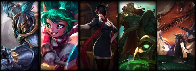 League of Legends: Which Champions are Strongest When Mastered? - December 2015 | NERFPLZ.LOL