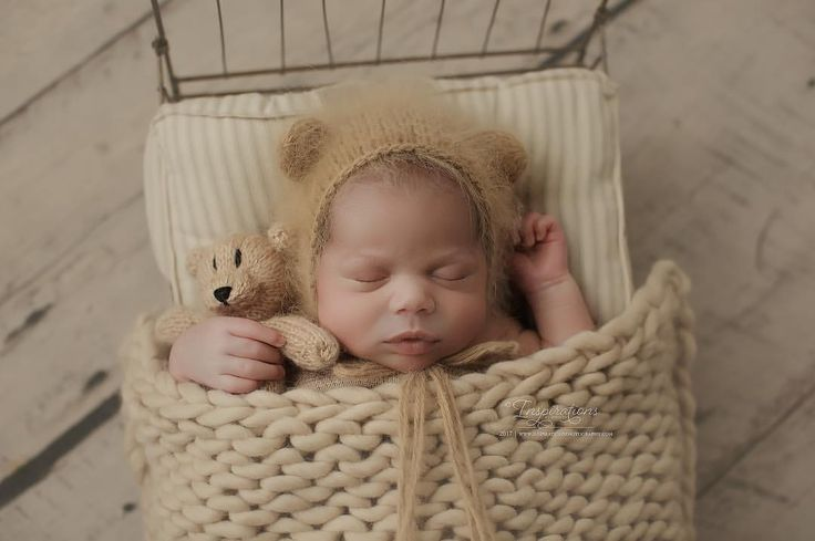 """Newborn, teddy bear, newborn photography Inland Empire, CA Newborn 📷 (@inspirationsbykristy) on Instagram: """"Our little squishy teddy bear from our behind the scenes video a couple posts back. Elijah, Isn't…"""""""