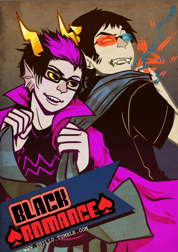 gamzee and eridan love - photo #35