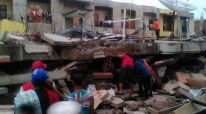 Aceh Kembali Berduka, Gempa Guncang Serambi Mekkah