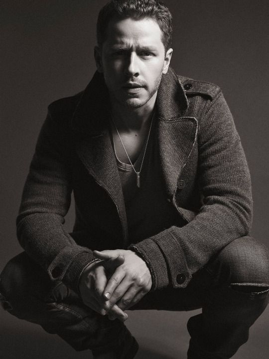 Dear Josh Dallas, Thank you for setting all of my expectations for all men ever just way too ridiculously high!