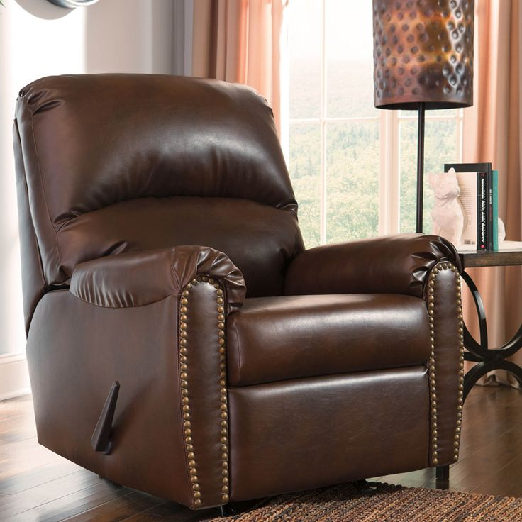 Lottie Chocolate Rocker Recliner - Bernie And Phyls & 16 best Accent Chairs images on Pinterest | Accent chairs Living ... islam-shia.org