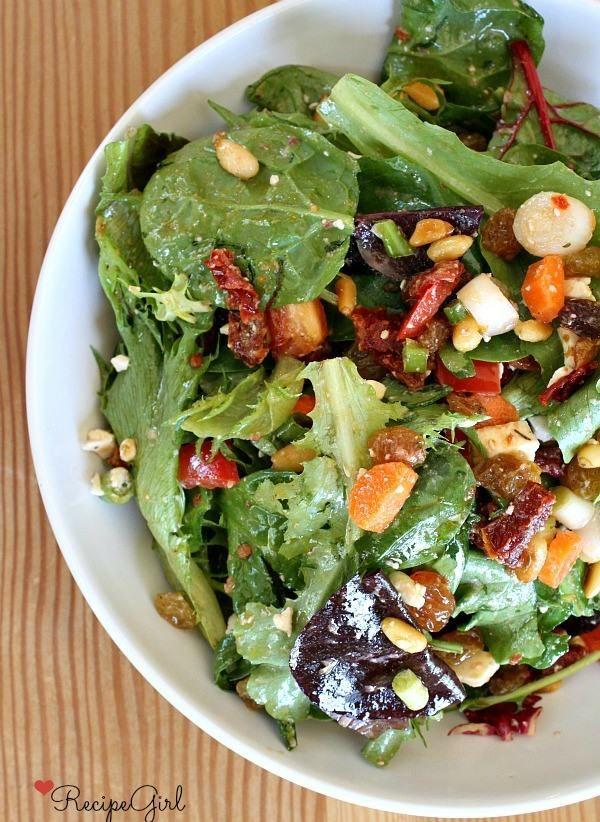 Yummy & Divine Salad Recipes -