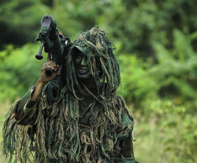 Mengenal Sniper Team Batalyon Intai Amfibi Korps Marinir – Lintas.co.id – Suara Indonesia