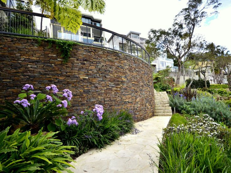 22 best Retaining wall images on Pinterest Retaining walls