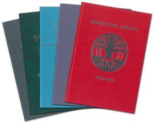 Hardback Yearbooks