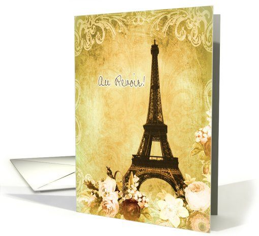 Image result for au revoir ..french  comments, images, gifs with codes