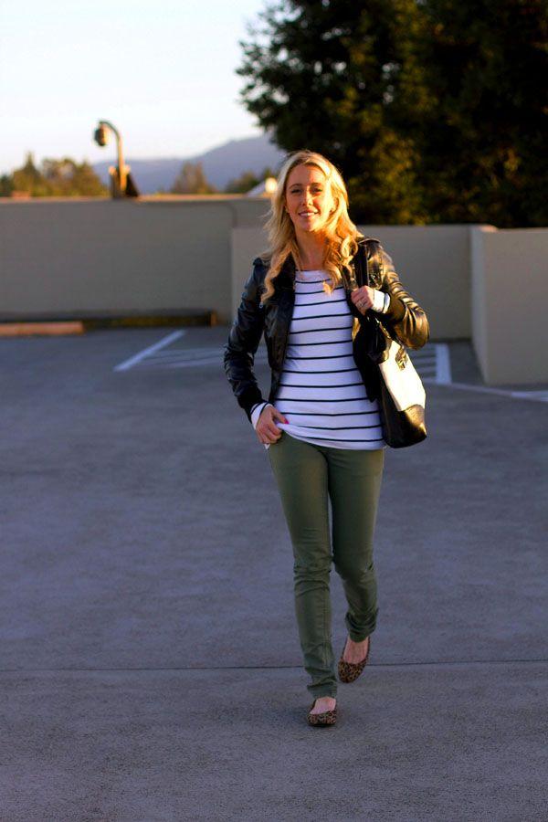 Leopard & Stripes   GBO Fashion
