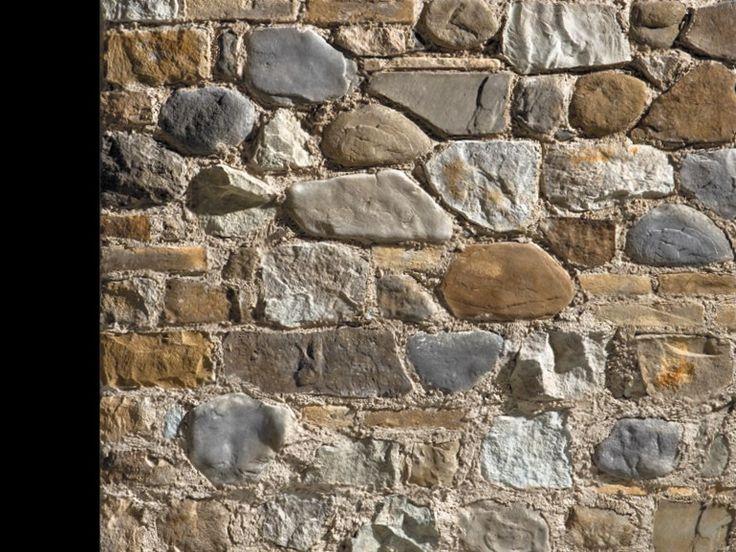 Rivestimento in pietra ricostruita Murogeopietra by GEOPIETRA®