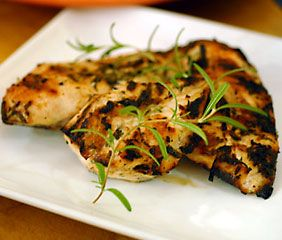 Candida Diet Recipe: Rosemary Lemon Chicken