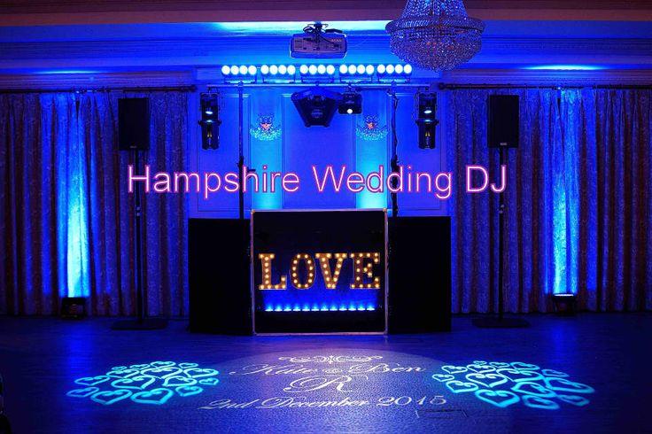 Top Hampshire Wedding DJ Martin Lake