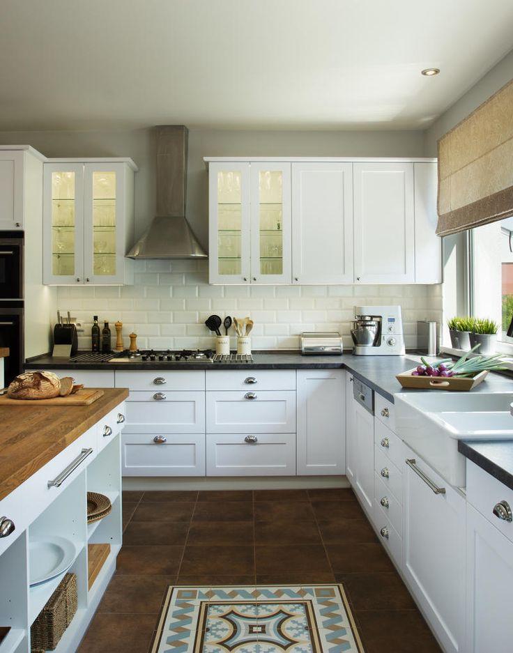 Inspirace kuchyně - Kuchyně v rodinném domě