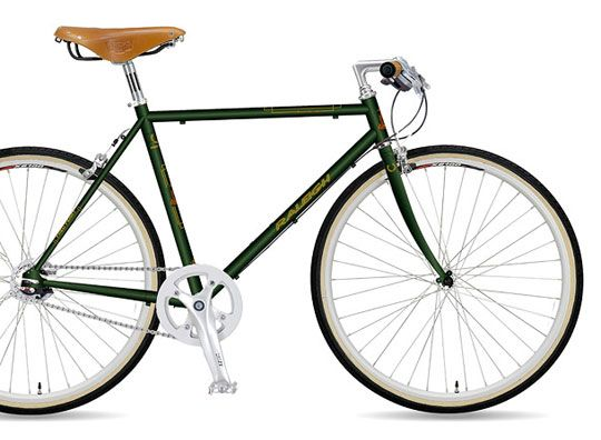 Fred Perry x Raleigh Bike