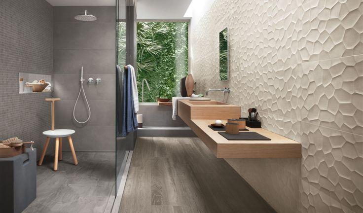 661 best badezimmer gestaltungsideen images on pinterest bathrooms bathroom ideas and. Black Bedroom Furniture Sets. Home Design Ideas