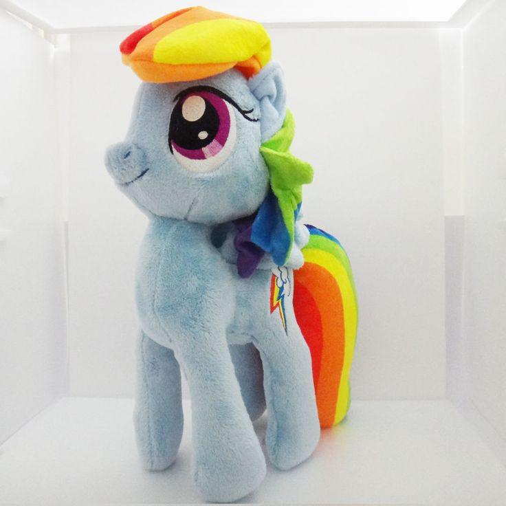 New Nici My Little Pony Rainbow Dash 11.8in 30cm Plush Doll 3+ Girls #Nici