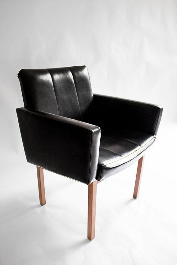 Mid Century Lounge Chair Modern Danish Retro Side