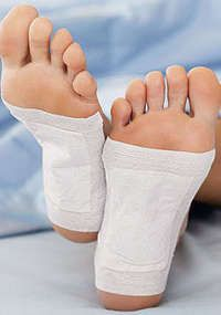 10- or 20-Pack of Kinoki Foot Detox Patches: Kinoki Patches
