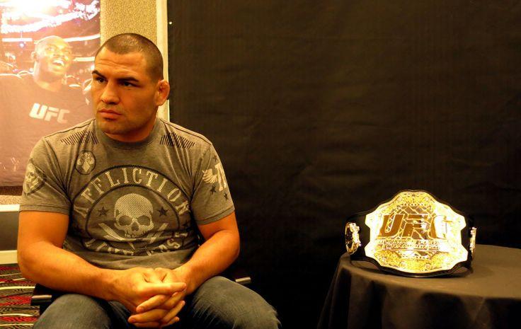 Cain Velásquez   MMA   Combate