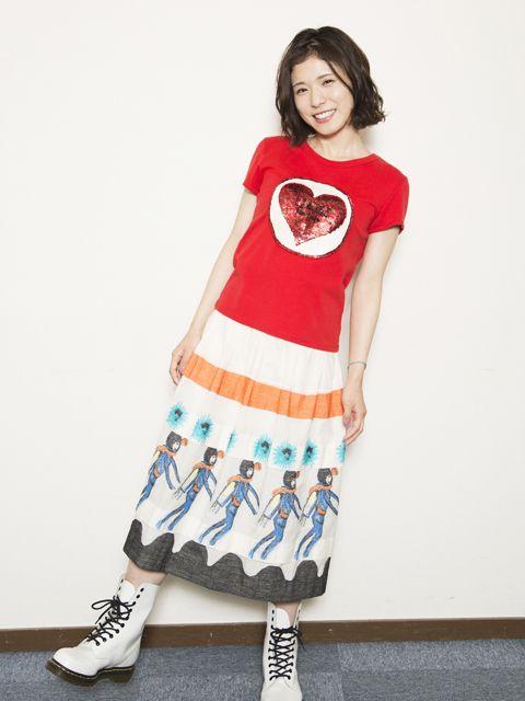 画像・写真 | 松岡茉優、総選挙1位のゲッコウガに「嫉妬しかない!」そしてなぜかモー娘。の話に… | インタビュー | ニュース | テレビドガッチ