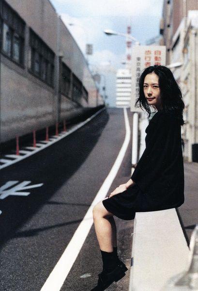 Eri Fukatsu , Fukatsu Eri (深津绘里)