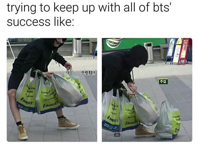 This is me all November 2017 AMAs Jimmy kimmel late late show Ellen mic drop remix wings tour concert ahhh