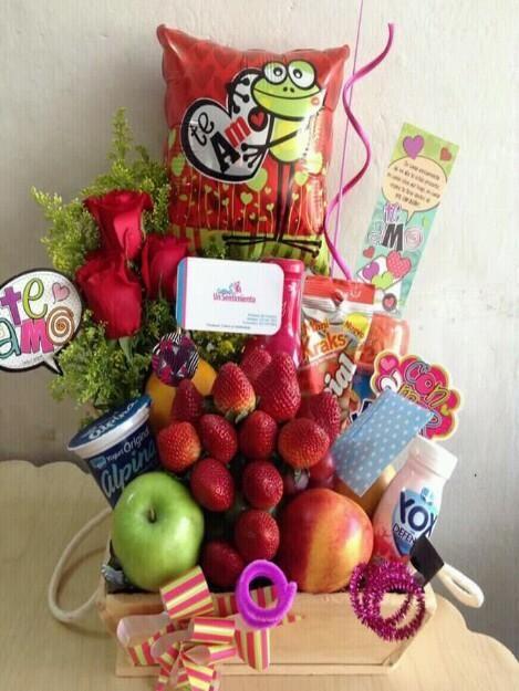 regalos de cumpleaños con botanas - Buscar con Google