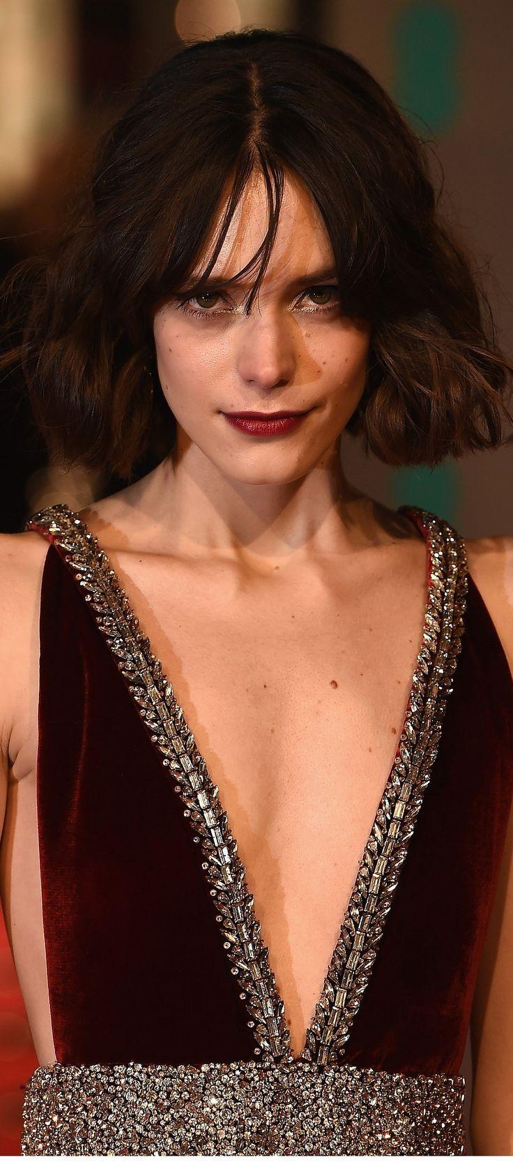 Stacy Martin - Bafta Awards 2016