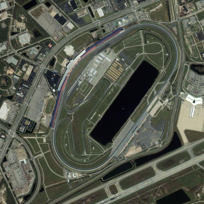 Daytona International Speedway  My favorite NASCAR circuit