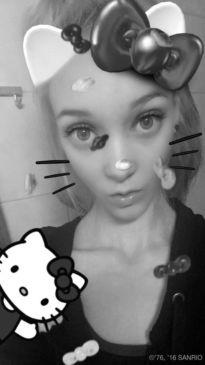 me feat. Hello Kitty 😸