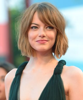 Emma Stone - Grow It Out: Keep Your Haircut Flattering at Every Stage - InStyle.com