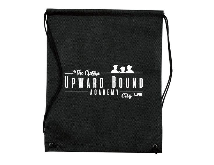 #TRIO Cinch Sack idea for Upward Bound